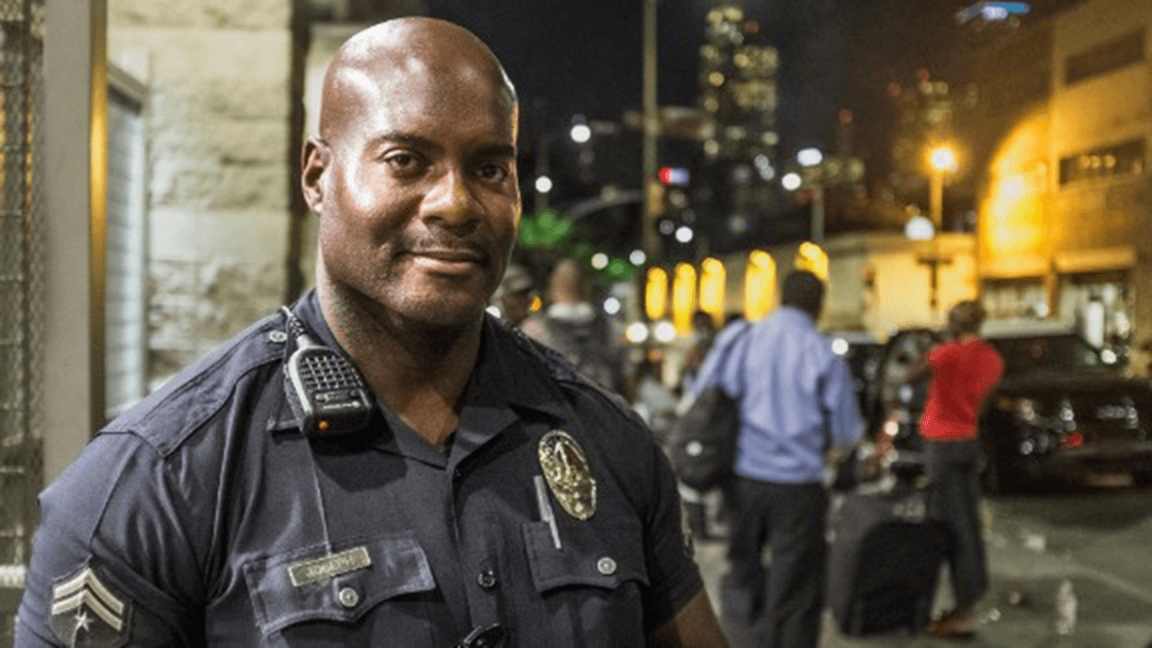 Black LAPD officer writes open letter to LeBron James: 'We are not the monsters you believe we are'