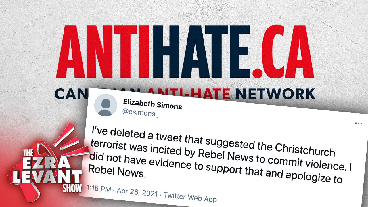 Justin Trudeau's smear merchants issue a rare apology for lying about Rebel News
