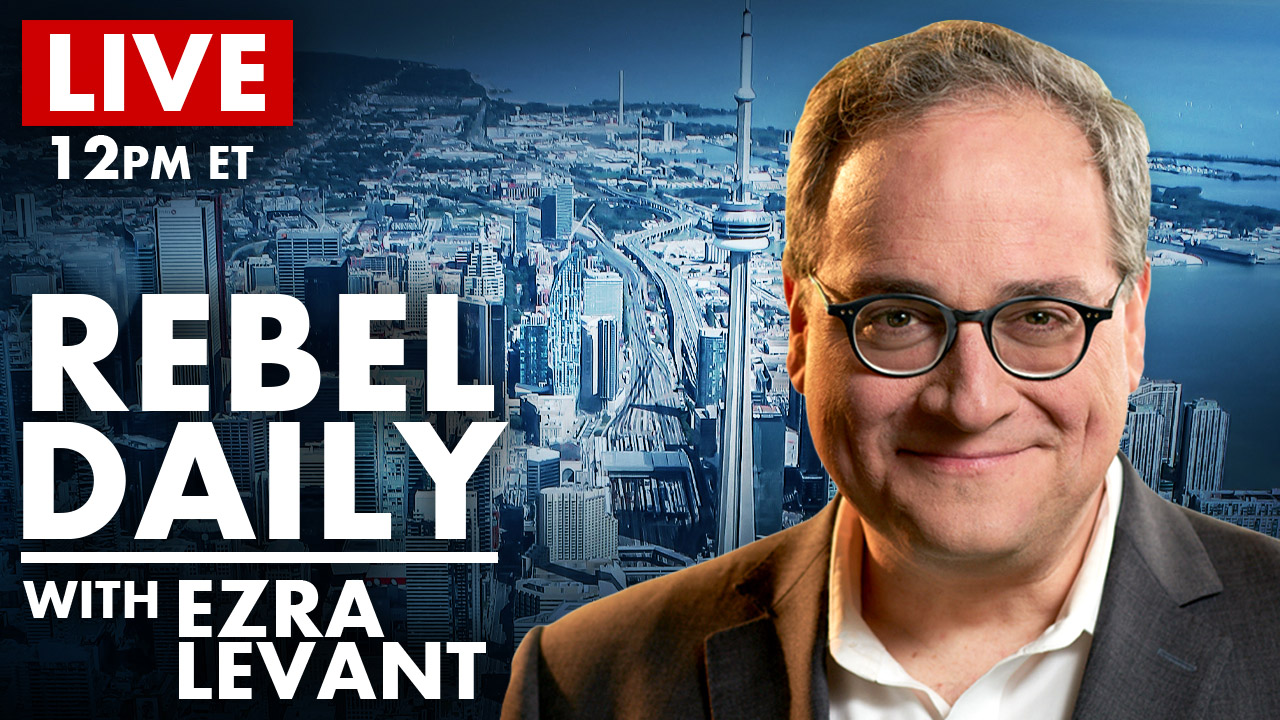 DAILY | Trudeau's Paid Liar Says Sorry to Rebel