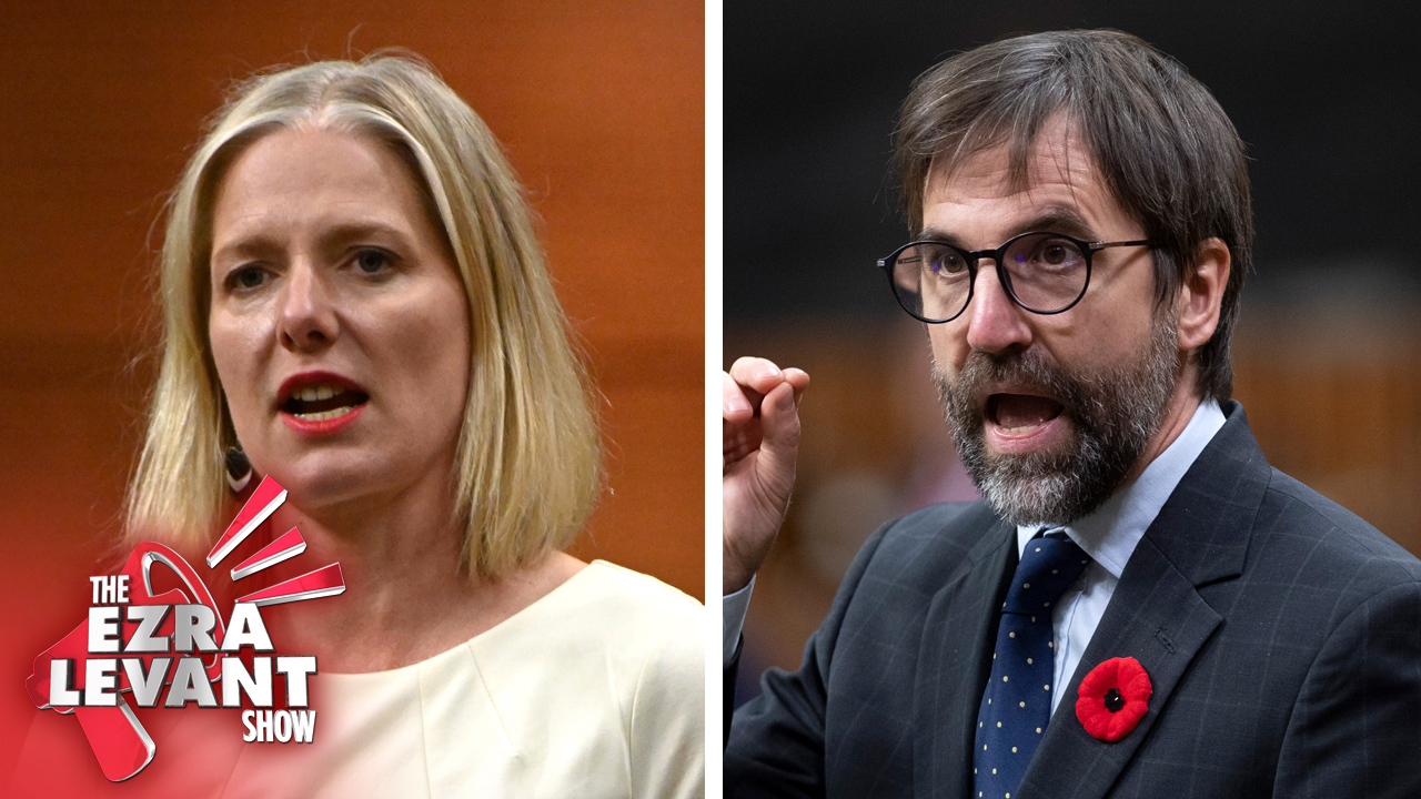I'm suing Catherine McKenna and Steven Guilbeault — and I'll take you through the lawsuit