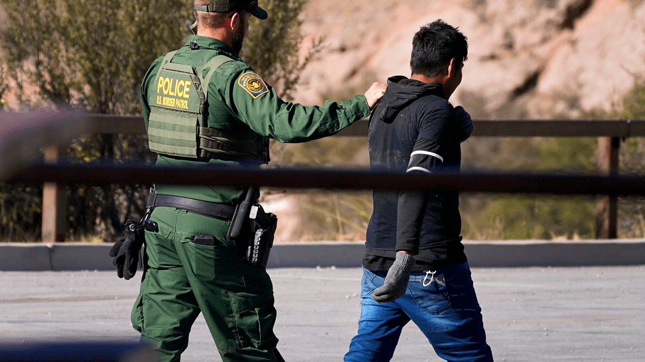 "U.S. Border Patrol chief: I cannot endorse Biden policy to stop using terms like ""illegal aliens"""