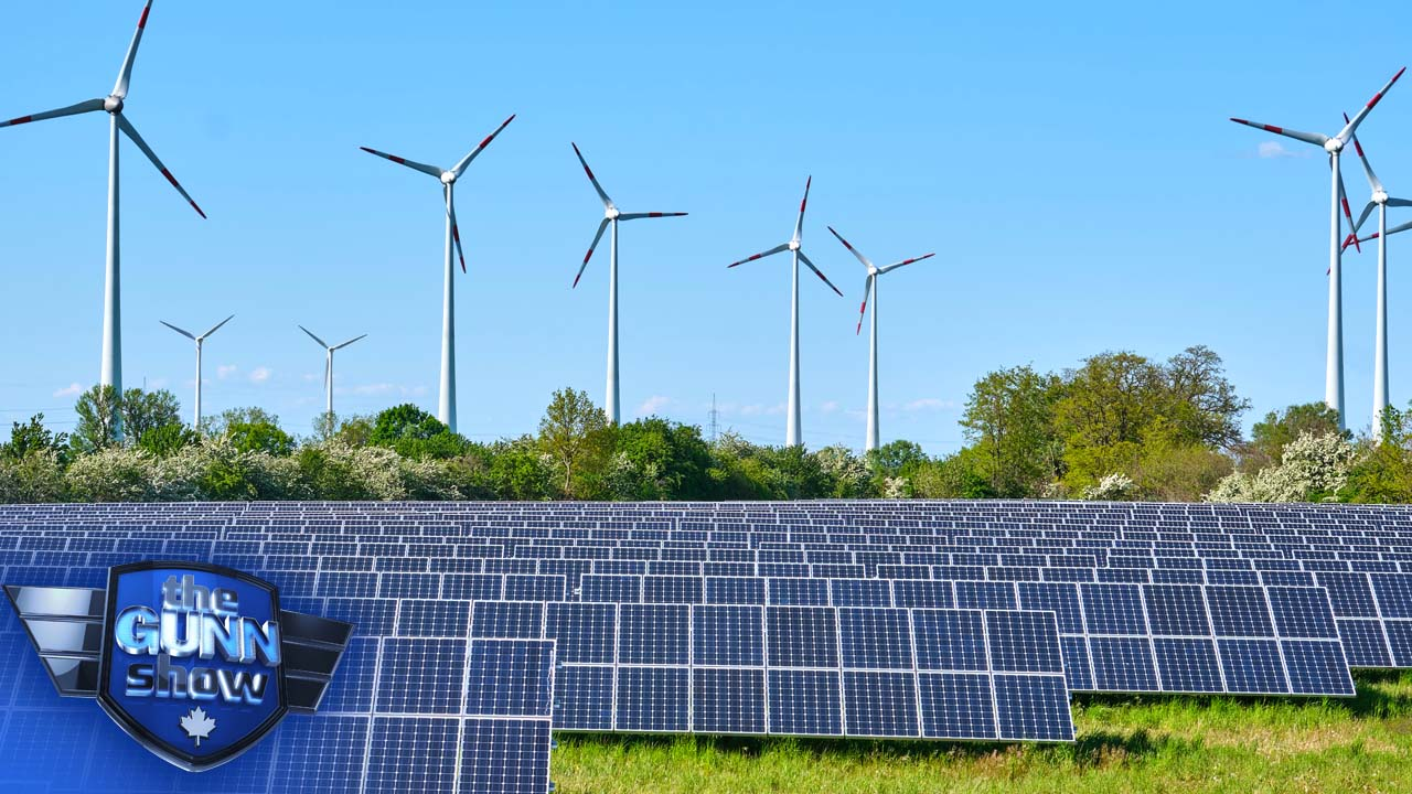 Is green energy as cheap and free as we are told?