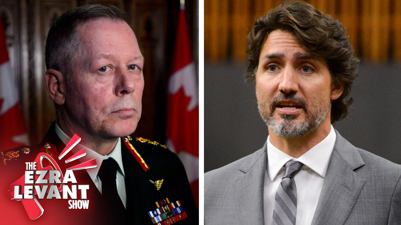 Feminist Trudeau unaware of #MeToo allegations against fmr Chief of Defence? Seems unlikely