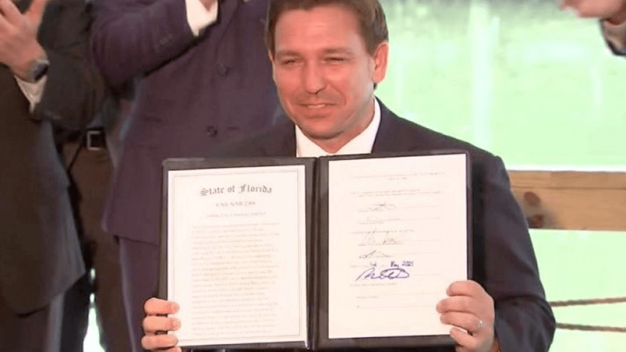 DeSantis suspends remaining COVID restrictions, preemptively bans vaccine passports