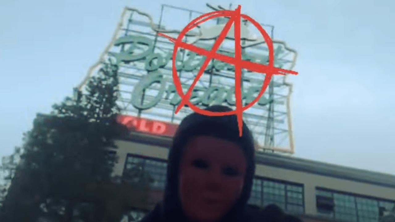 FBI, Portland police investigating alleged Antifa video containing death threat against mayor