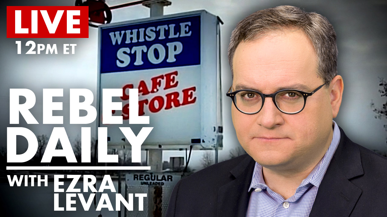 DAILY | Cops RAID The Whistle Stop Cafe!