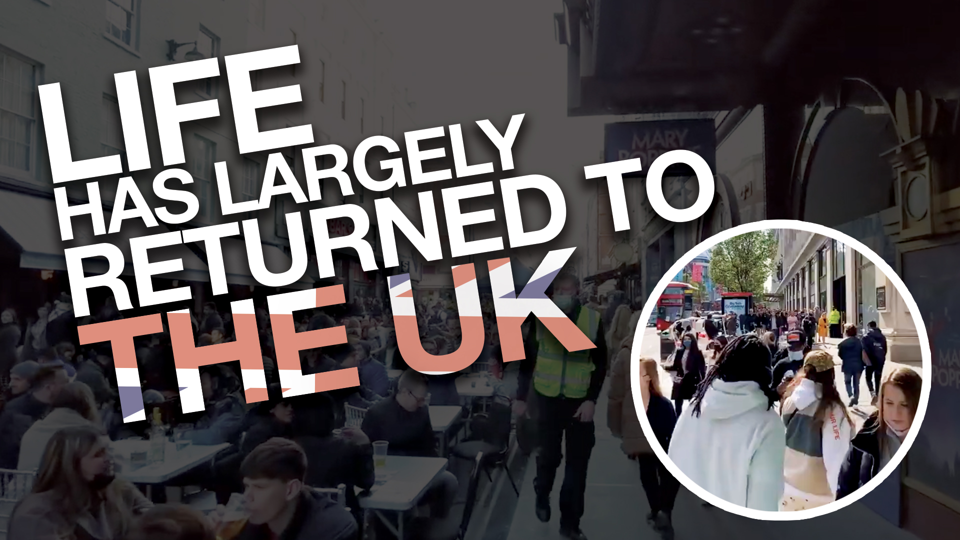 Rebel in London: Investigating the UK lockdown