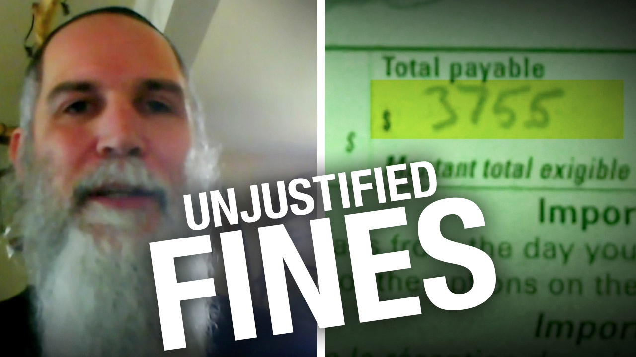 Four people travel legally across U.S./Canada border — and still receive over $15,000 in fines!