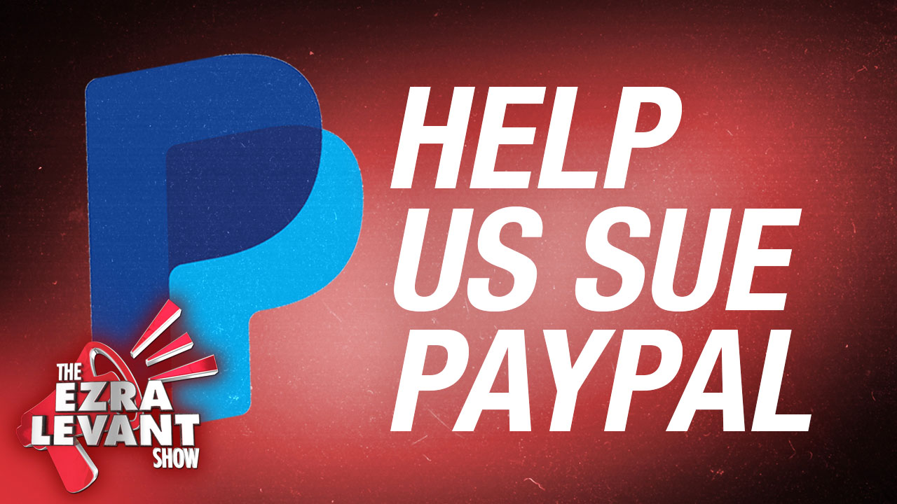 PayPal is trying to shut down Rebel News — here's how we're fighting back!