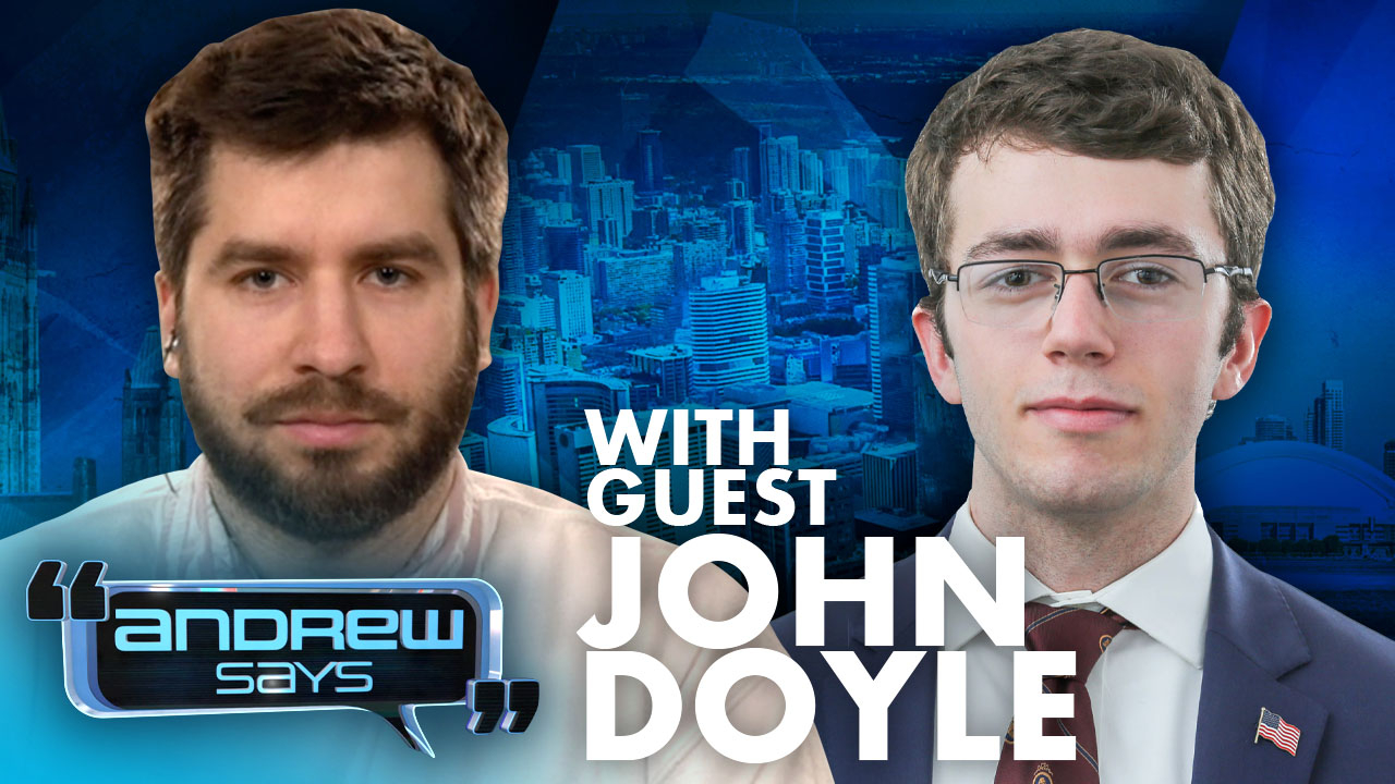 """""""The Right Exists as a Money Vacuum to Sell Hope"""": John Doyle 