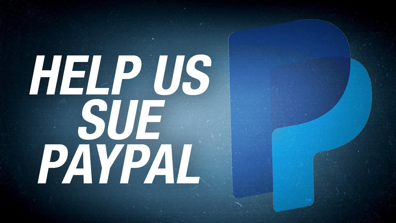 Sue PayPal