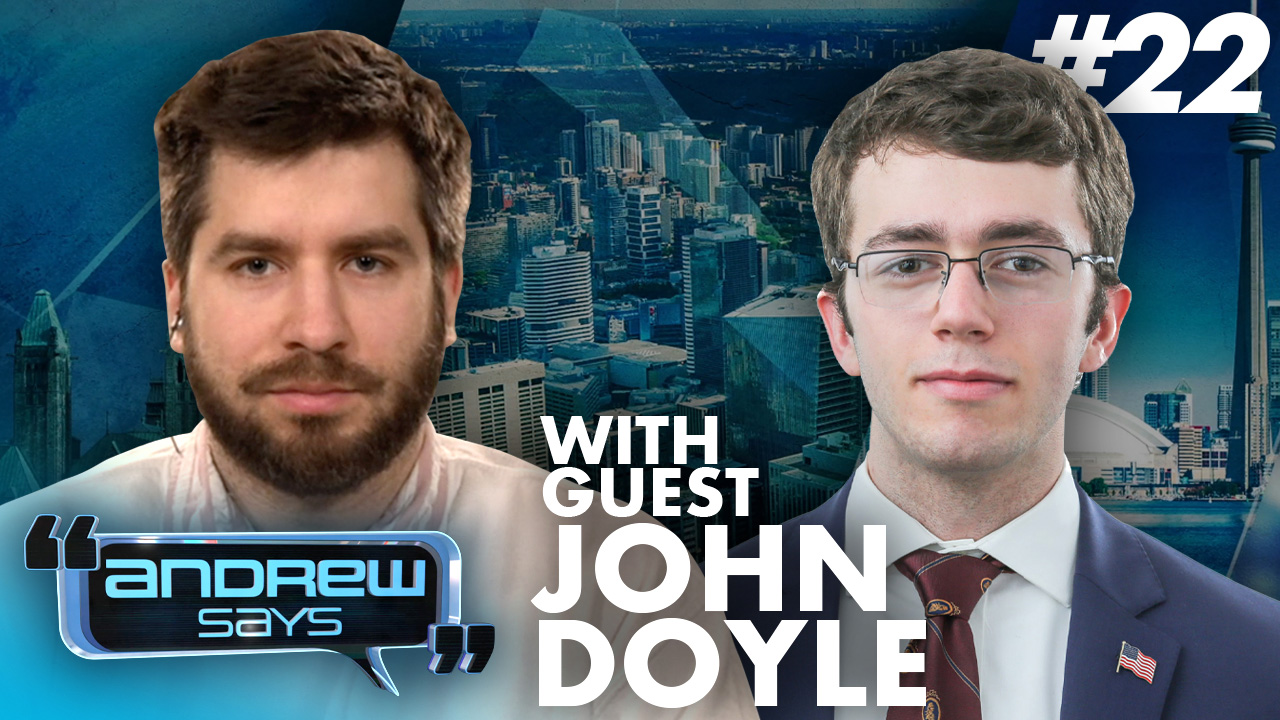 Andrew Says Owns John Doyle | Andrew Says #22