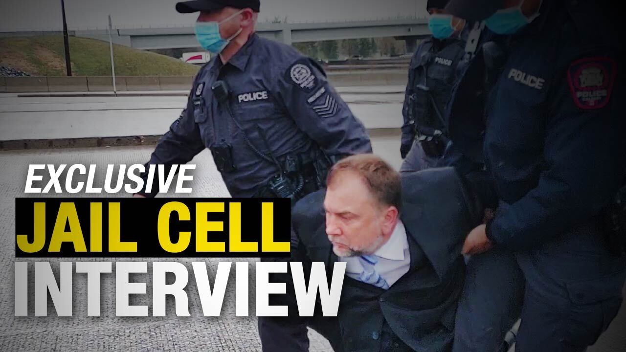 EXCLUSIVE: Jailhouse interview with Pastor Artur Pawlowski