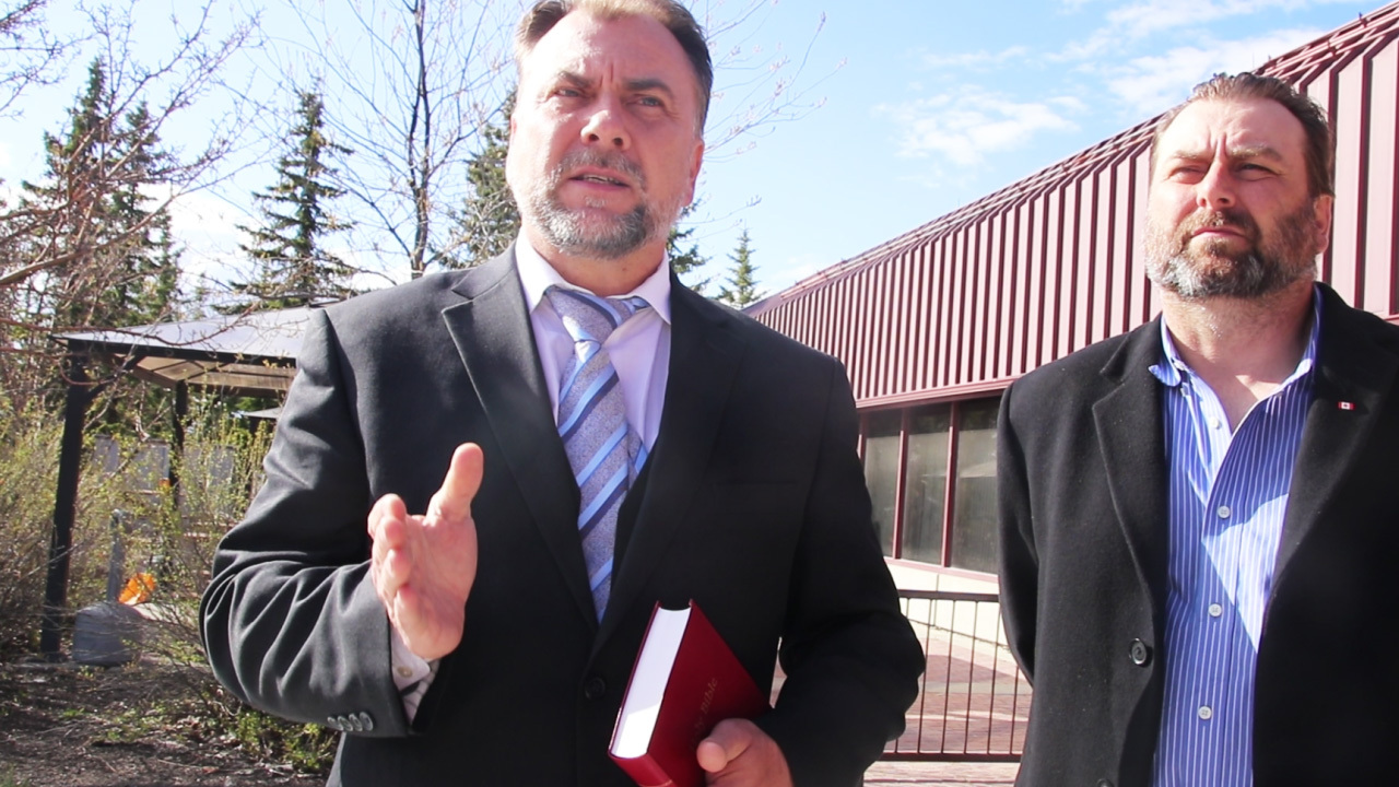 Pastor Artur Pawlowski is FREE — but why did the guards refuse for hours to let him out?