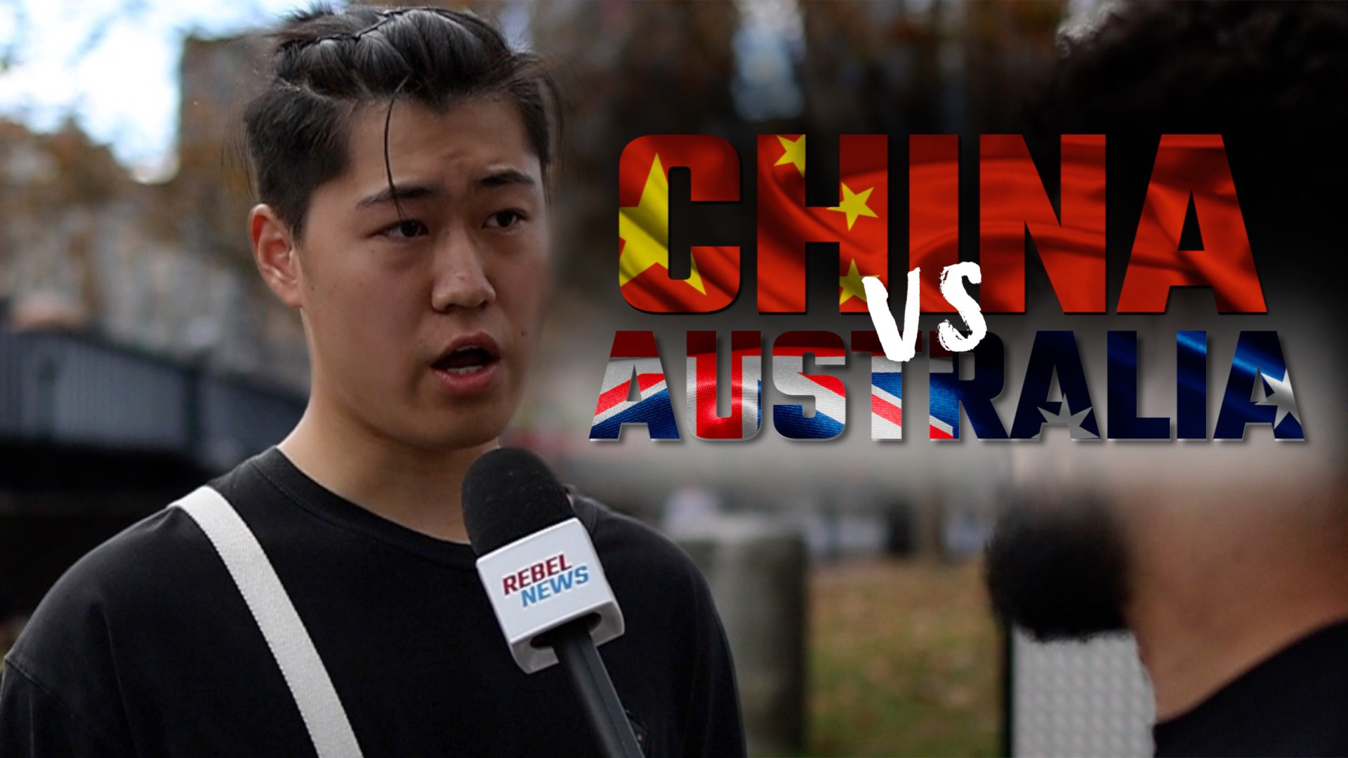 WATCH: This is why China is BETTER than Australia according to one student