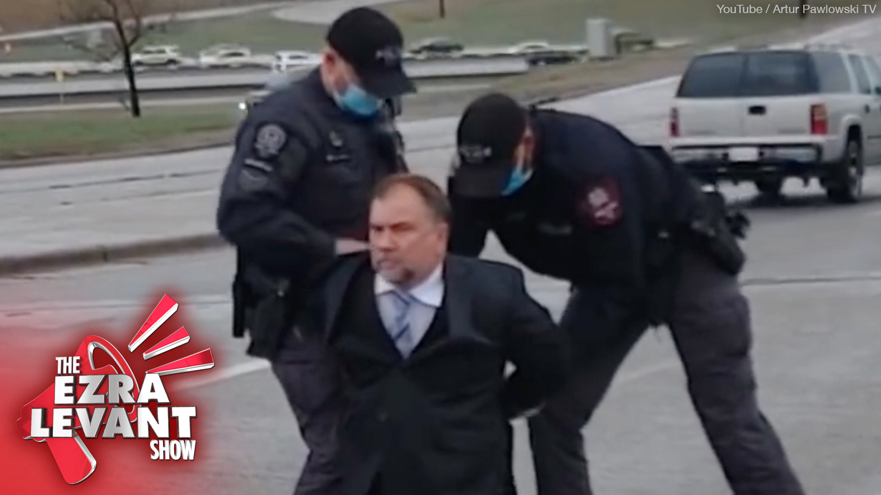 Why is Canada so gung-ho about jailing Christians? Ezra Levant on Pastor Artur's arrest