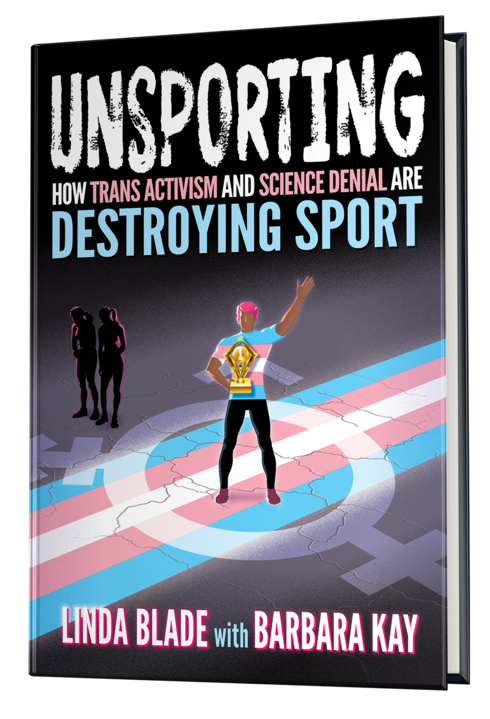 Book Cover - Unsporting