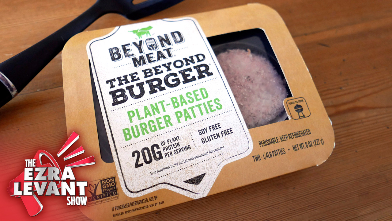 Beyond Meat burgers are a flop | Marc Morano joins David Menzies