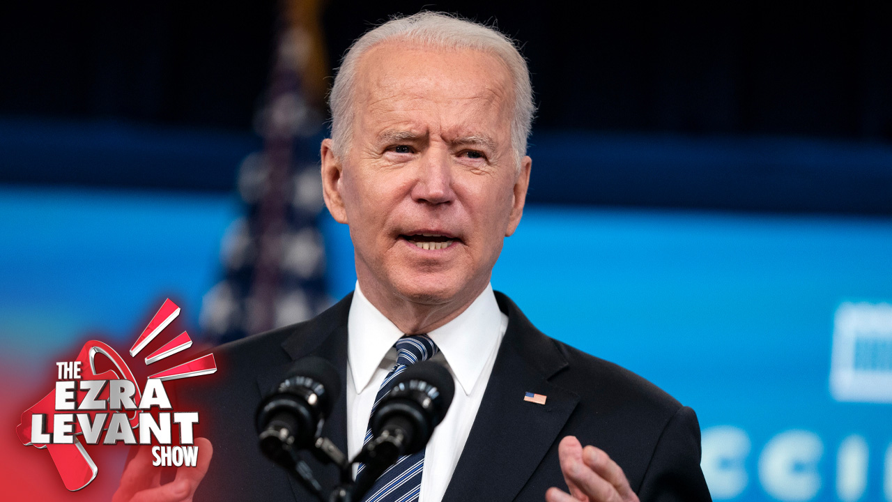 Gas shortages plague the U.S., but according to Biden, it's a private sector issue