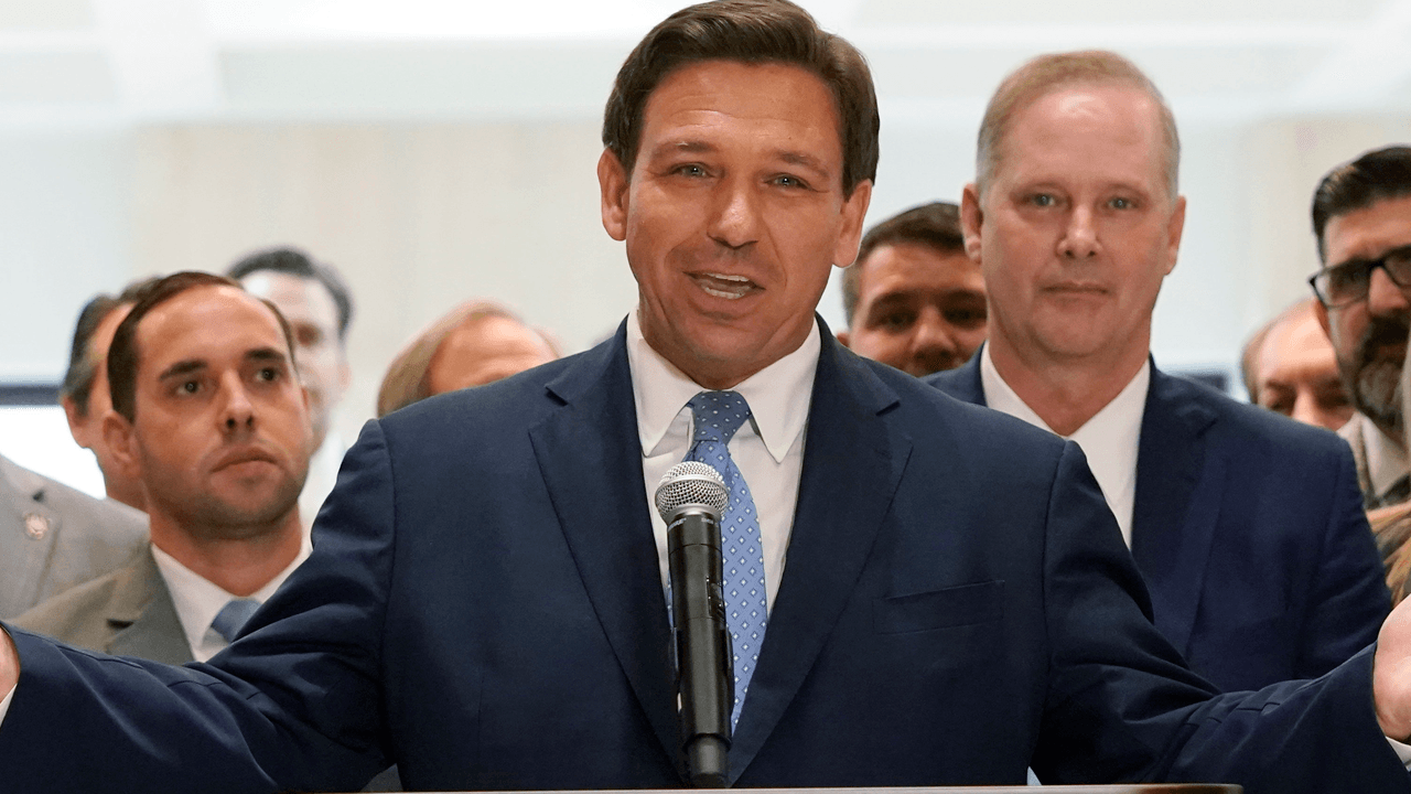 DeSantis announces he will pardon anyone charged for COVID violations