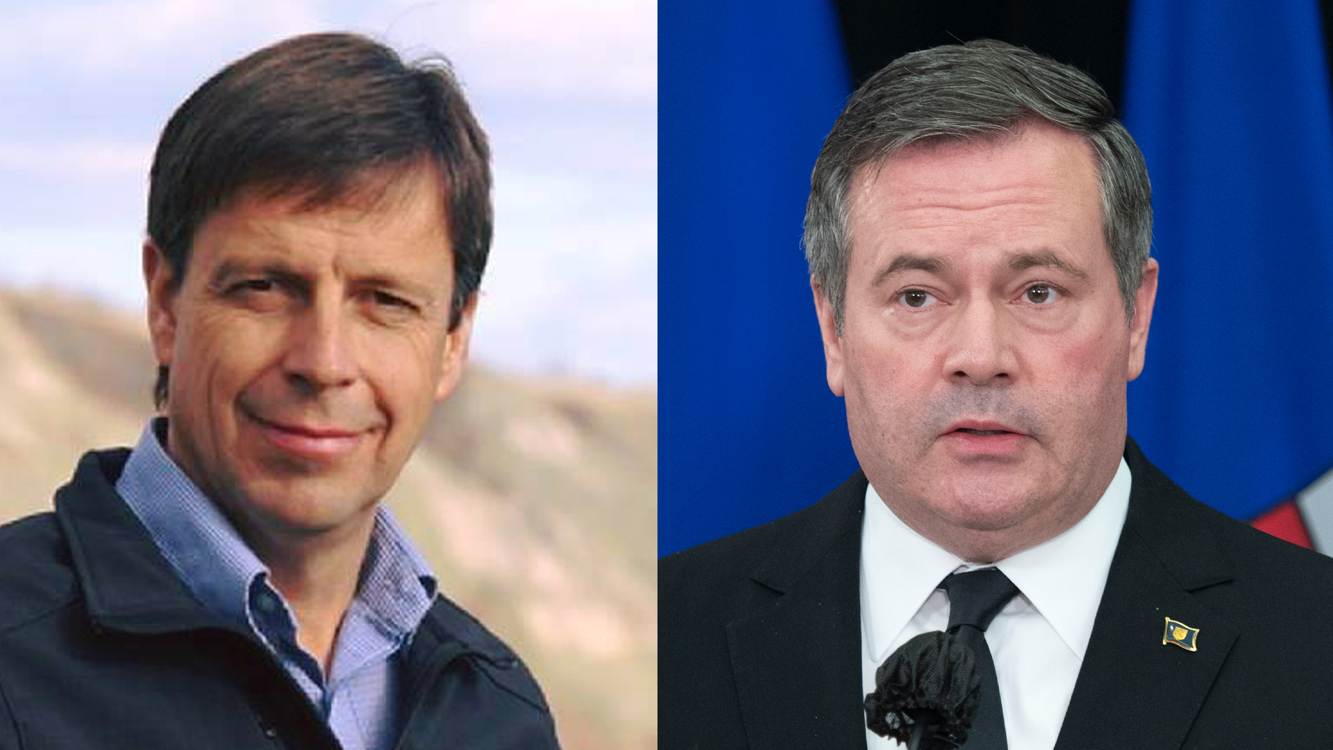 UCP caucus chair Todd Loewen steps down, calls on Premier Kenney to resign
