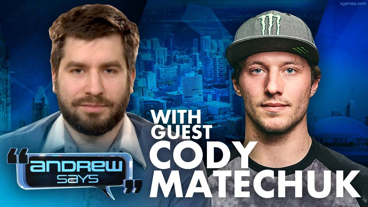 """Fighting for Freedom... I Won't Back Down"": X-Games Gold Medalist Cody Matechuk 