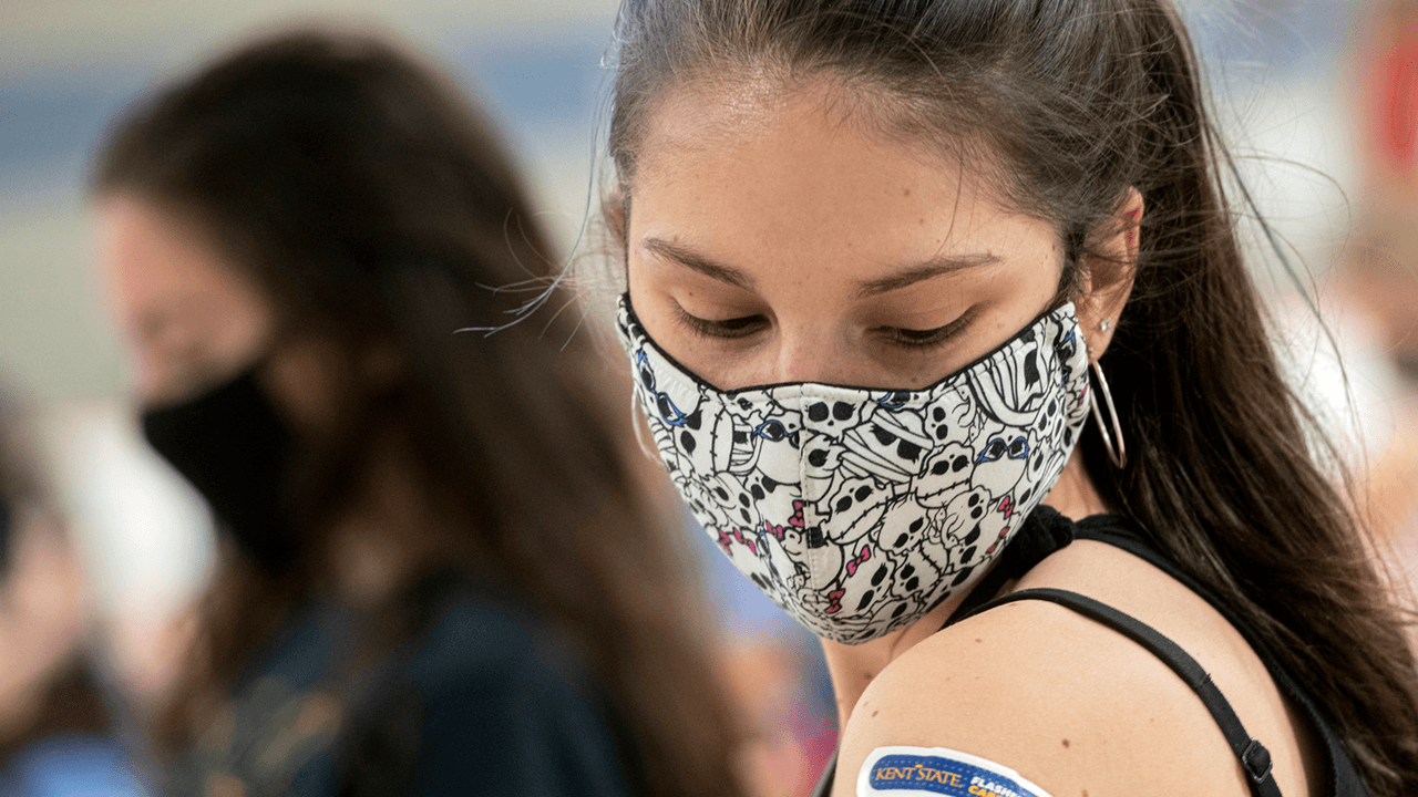 Fully vaccinated people do not have to wear masks in most indoor settings, CDC says