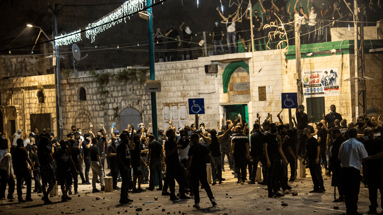 Israel has arrested over 750 rioters this week amid internal rioting by Arab mobs