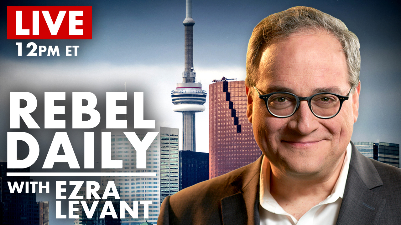 DAILY | Alberta Arrests Another Pastor! Rebel Ticketed Filming Protest