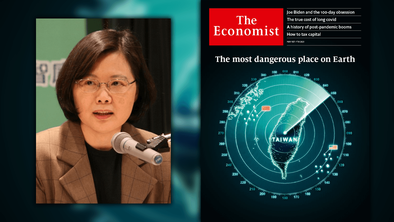 """Taiwanese leaders agree with being labelled """"most dangerous place on Earth"""""""