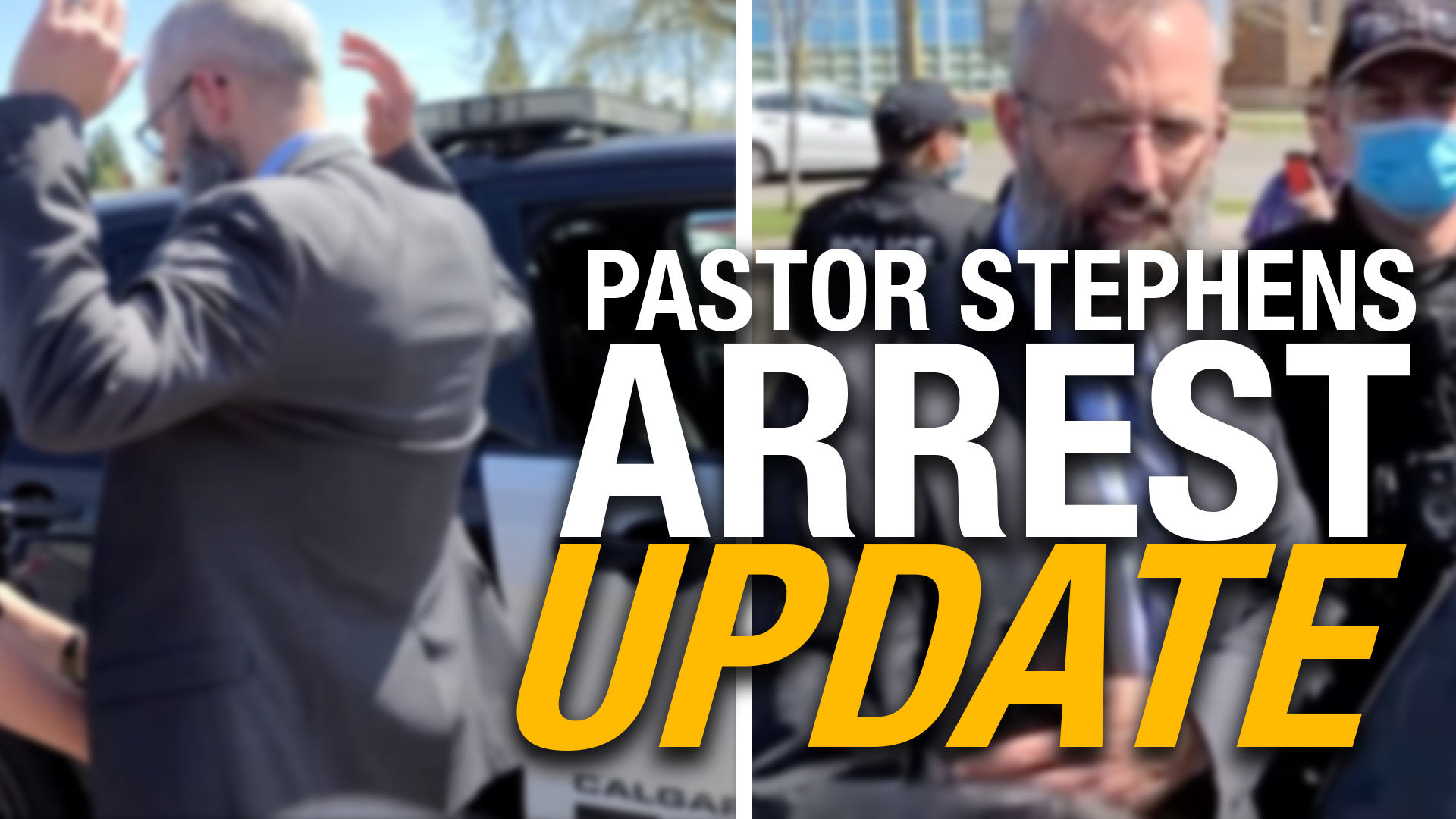 BREAKING: Pastor Tim Stephens is set to be released after a second emergency bail hearing in Calgary