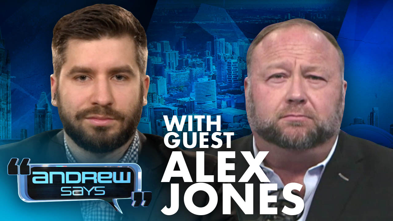 Deplatforming, Bohemian Grove & Joe Rogan: The Alex Jones Episode | Andrew Says 24