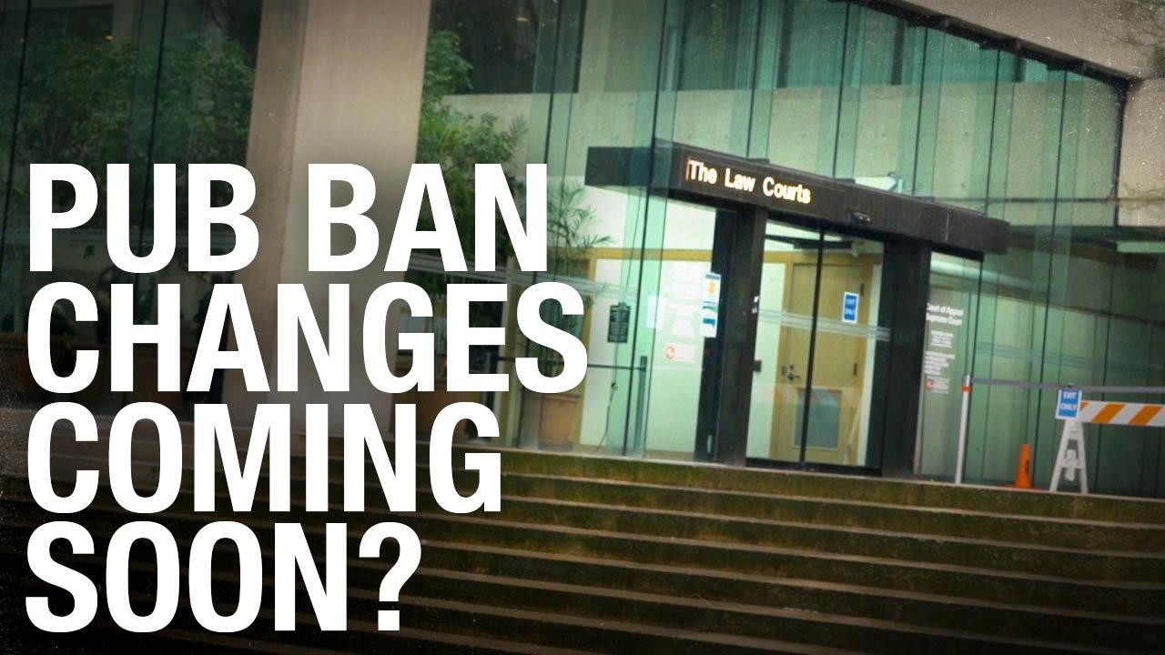 Will British Columbia set a new precedent for publication bans?