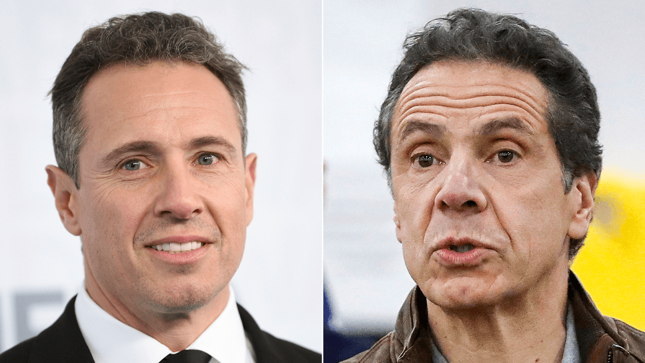 CNN host Chris Cuomo apologizes for advising brother Andrew Cuomo on how to respond to sexual harassment allegations