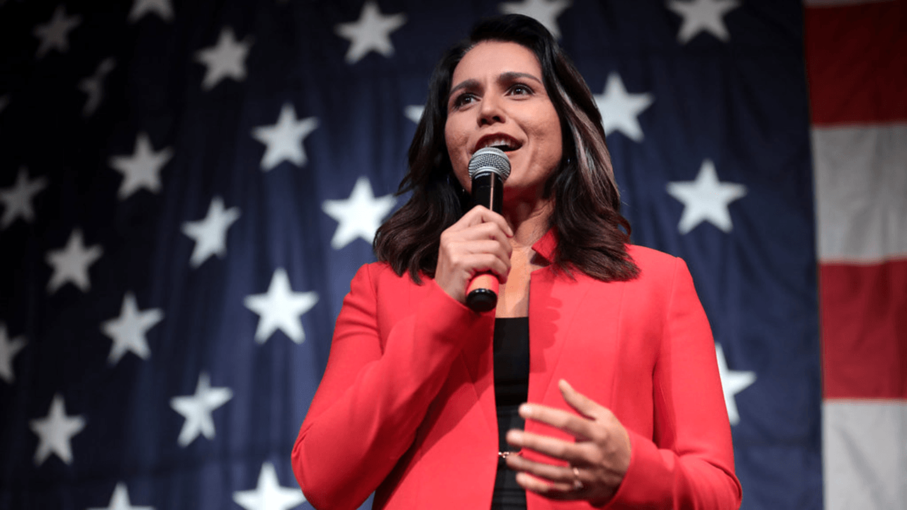 """""""Abhorrent"""": Tulsi Gabbard slams Chicago mayor saying she will not grant interviews to white journalists"""