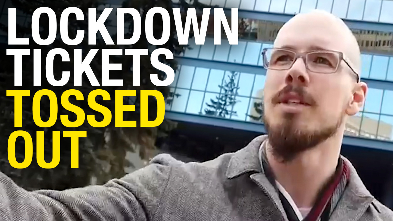 SUCCESS: Two tickets for Calgary pastor feeding the homeless tossed