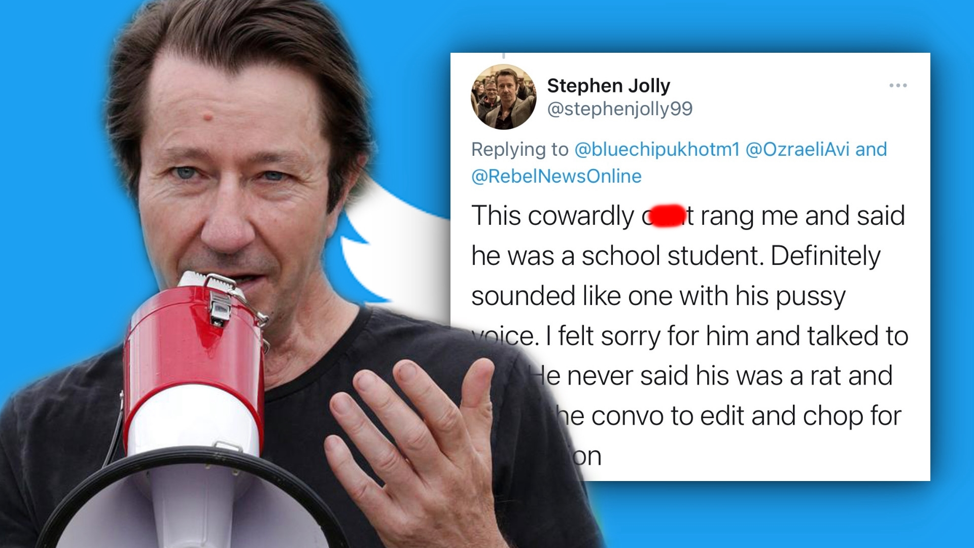 City of Yarra councillor turns vile after getting exposed by Avi Yemini
