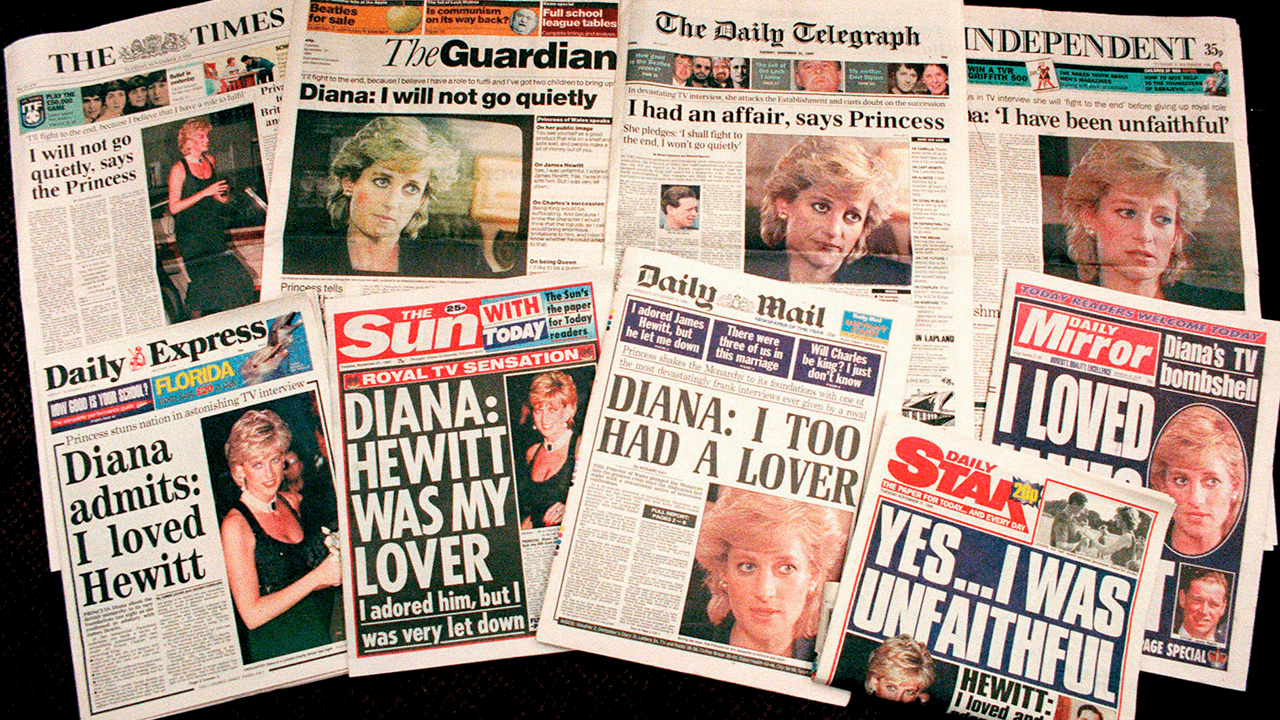 """Martin Bashir says he is """"deeply sorry"""" for deception in obtaining famous 1995 interview with Princess Diana"""