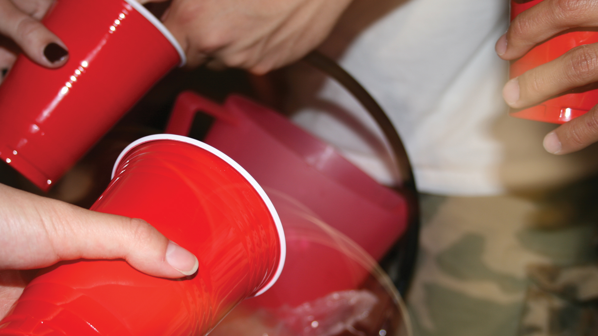 Nova Scotia RCMP officers lie in wait to ticket partygoers