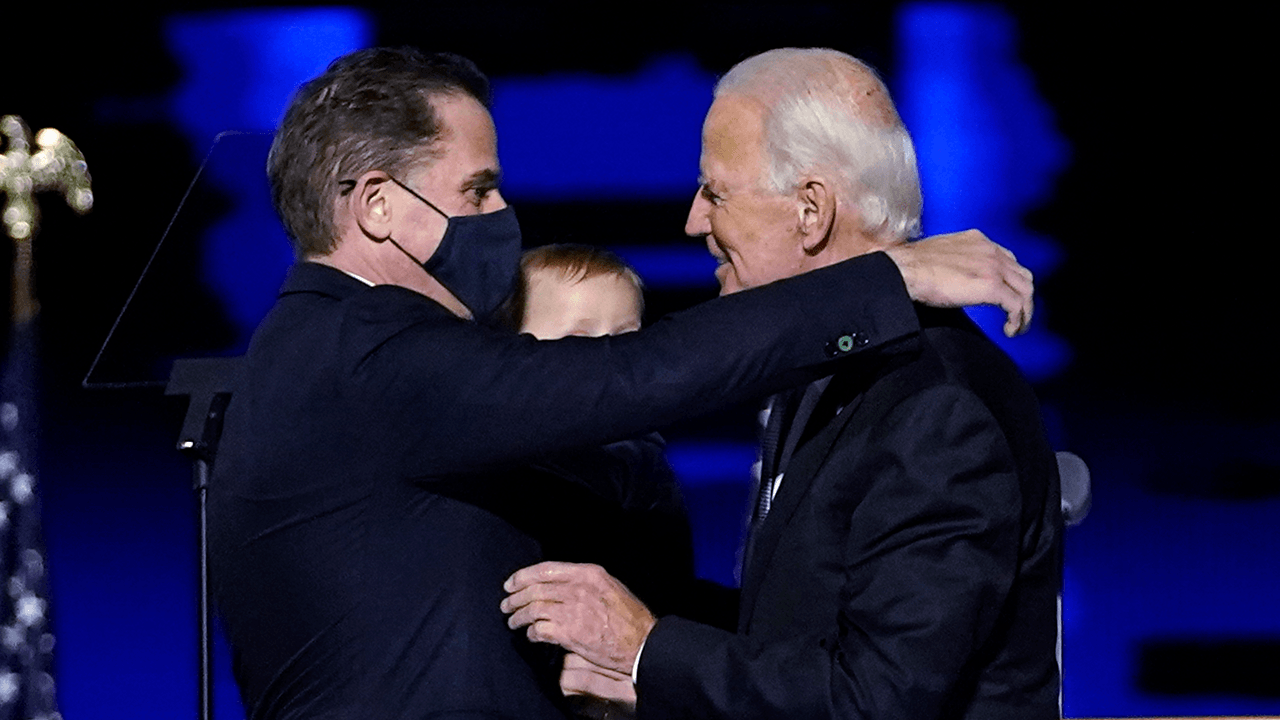 Hunter Biden brought VP Joe to meetings with foreign business associates, emails reveal