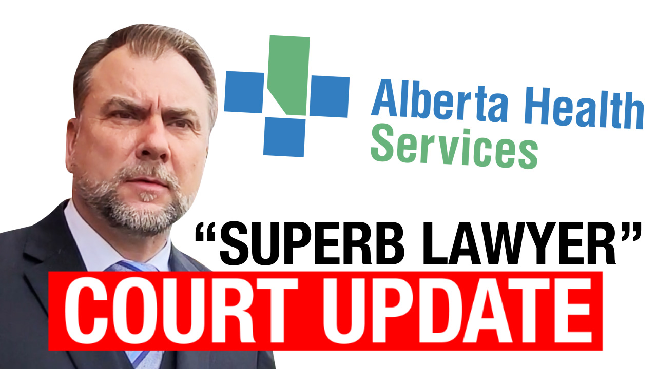 Pastor Artur had his day in court, and Rebel News was there with live updates