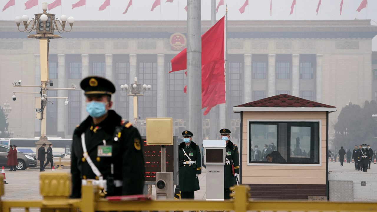 Chinese Embassy fires back at U.S. over COVID lab leak origin theory