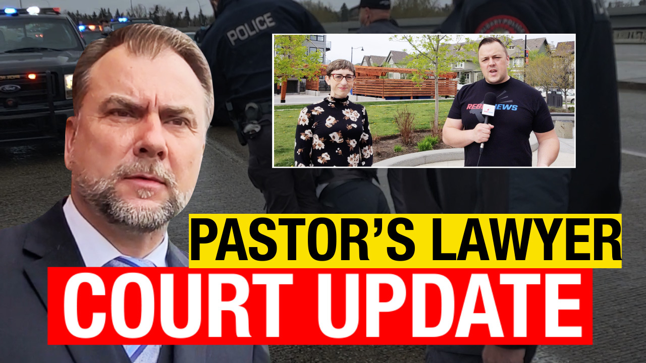 Lawyer update: Here's what you need to know from Pastor Artur Pawlowski's trial on Wednesday