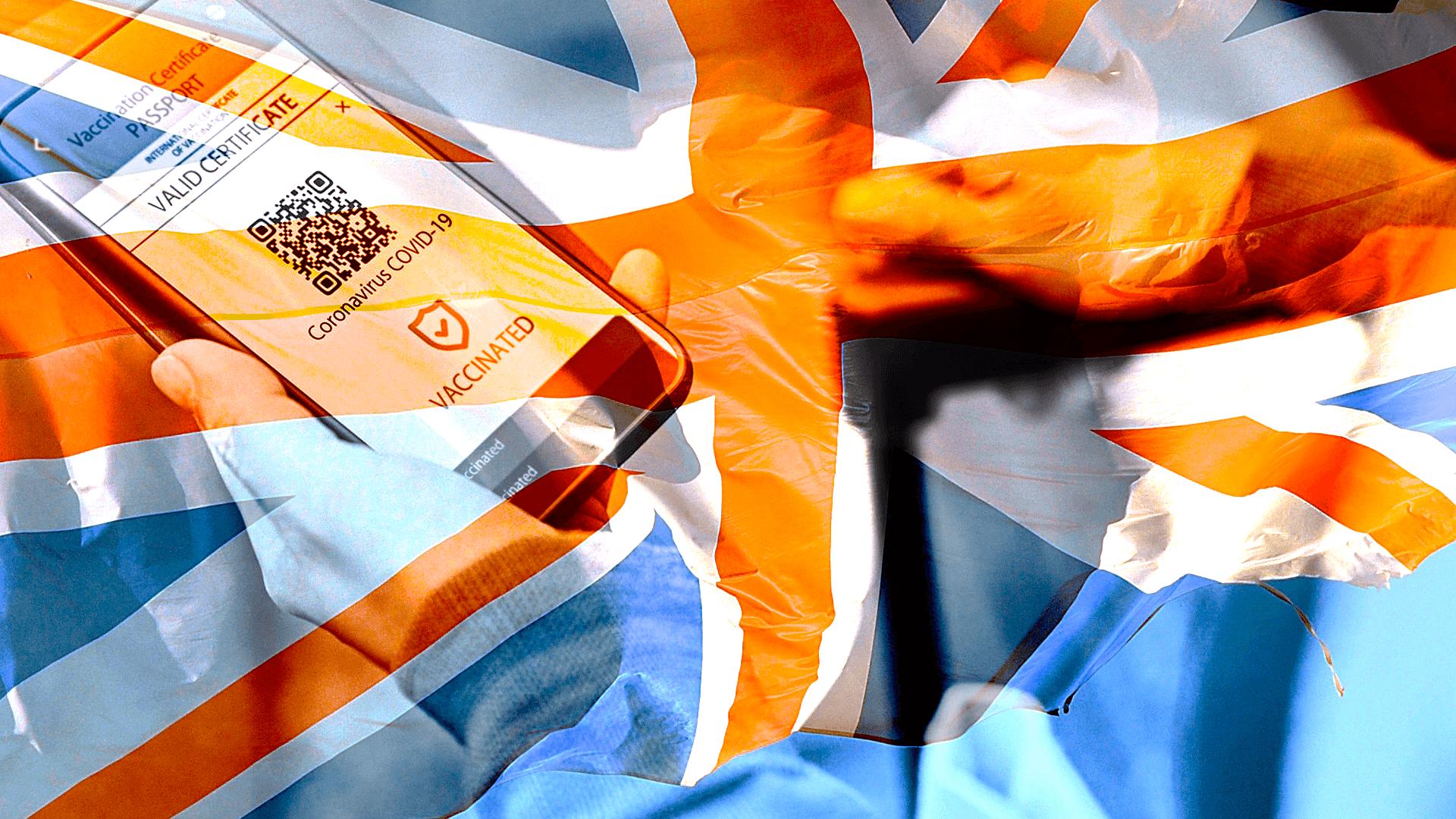 REPORT: U.K. vaccine passport plans to be scrapped