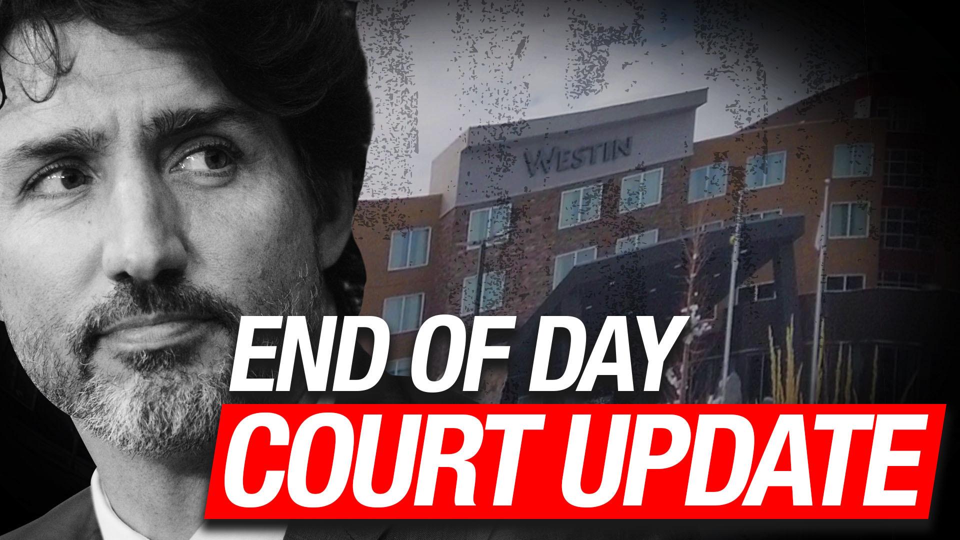 COVID jails legal battle: Rebel News, JCCF suing to end mandatory quarantine program