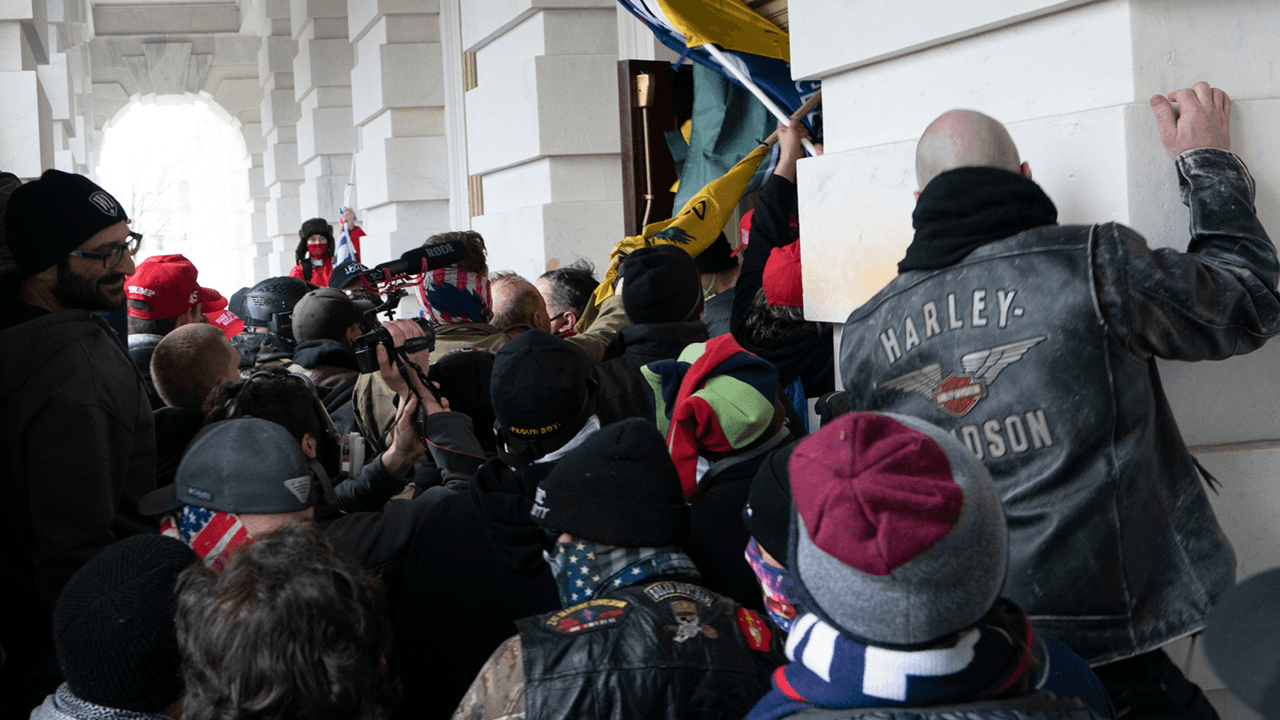 Federal prosecutors drop first case related to Jan. 6 Capitol riot due to lack of evidence