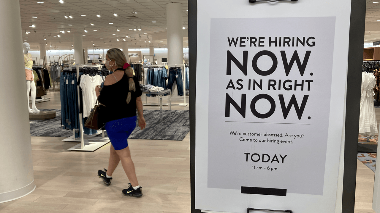 Florida residents must now prove they are looking for work to receive unemployment benefits
