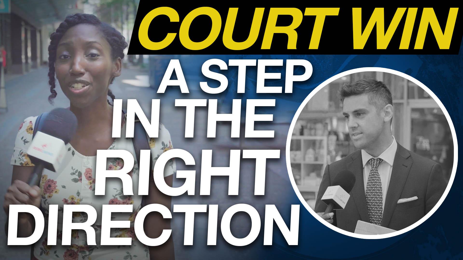 VICTORY: Rebel News wins court case on restrictive publication ban