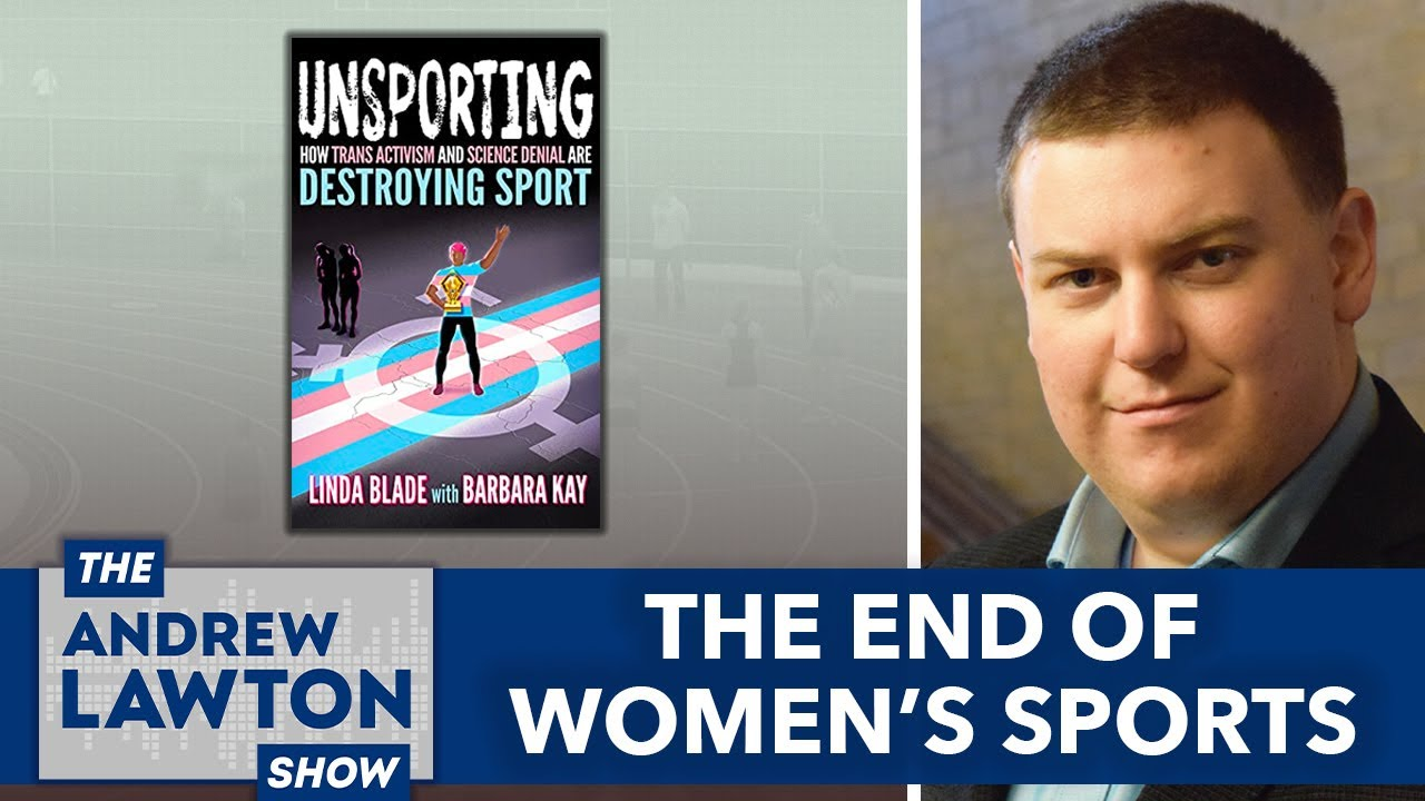 WATCH: Andrew Lawton interviews authors Linda Blade, Barbara Kay on new book UNSPORTING