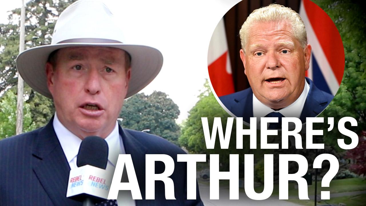 Desperately seeking Arthur...